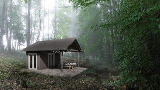 Medžiotojo namelis
